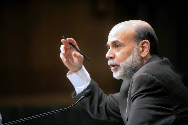 Federal Reserve Chairman Ben Bernanke, testifying before the Congressional Joint Economic Committee on April 2, 2008, acknowledged a U.S. recession was possible.