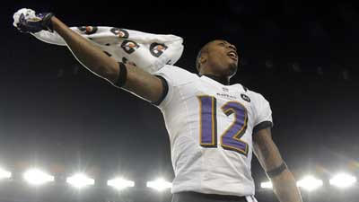 Mom's gumbo calling Jacoby Jones home to New Orleans for Super …