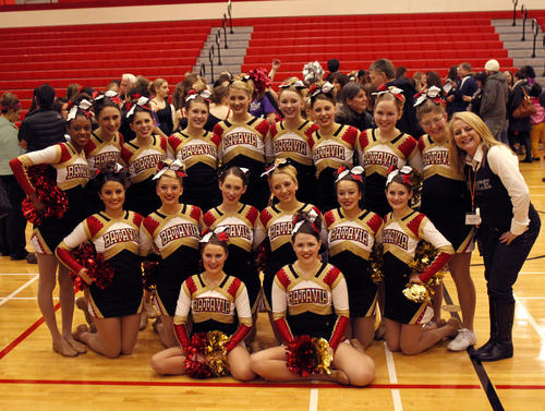 BHS Varsity Dance Team to compete at UDA National Dance Team Championship in Orlando February 2-3, 2013