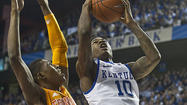 LEXINGTON - He knows the naysayers are out there and that even some Kentucky fans have not been happy with his play. However, Kentucky freshman Archie Goodwin continues to insist only one thing - winning - matters to him.