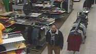 Police release additional photos of man accused of indecent exposure at Columbia mall