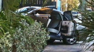 <b>Photos:</b> Las Olas crash scene