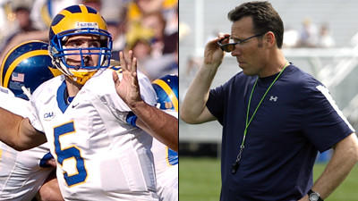 K.C. Keeler, Joe Flacco's coach at Delaware, knew the QB could …