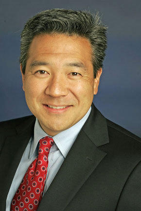 Kevin Tsujihara, new chief executive of Warner Bros. Entertainment