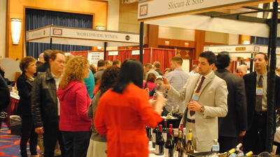 Mohegan Sun's Winefest '13: A Whole Lot A Sippin' Going On