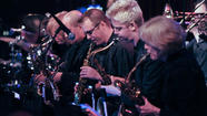 Featuring the Birdland Big Band (pictured) and its director, Tommy Igoe, <em>Live At Birdland </em>sends audiences back to the heyday(s) of Charlie Parker, Dizzy Gillespie, Thelonius Monk, Miles Davis, John Coltrane, Stan Getz, and Lester Young — artists who once thought of the famed NYC establishment as their second home. Tickets to the Storrs cabaret-style show run from $32-$47 and can be purchased at jorgensen.uconn.edu.