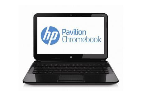 HP appears to be readying a Chromebook laptop, according to a PDF file found on the company's website.