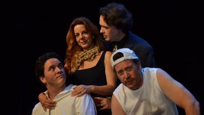 Arts Garage in Delray stages world premiere of dark comedy