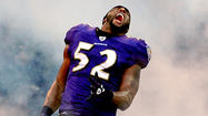 Ray Lewis fever is clearly spreading beyond Baltimore!