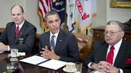 Obama asks law enforcement officials to push gun proposals