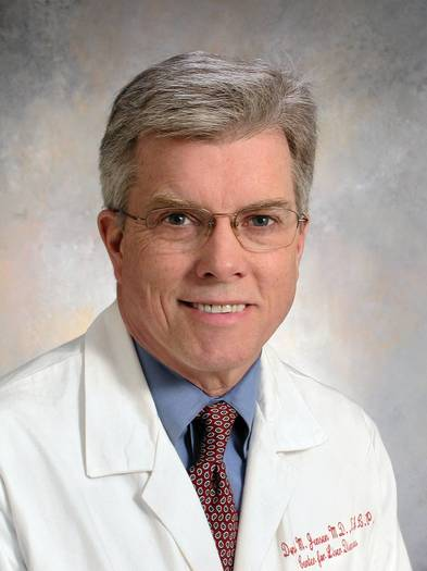 Donald M. Jensen is director of the Center for Liver Diseases at University of Chicago Medicine.
