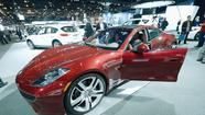 Fisker Automotive says it is in negotiations with potential partners
