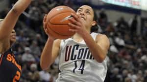 UConn Women's Up-Tempo Approach Is Proving Potent