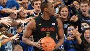 Maryland coach Mark Turgeon has proven a difficult guy to please during his two seasons in Collge Park, so it was a bit unusual to hear him speaking in such a positive tone after the Terps lost at Duke 84-64 on Saturday.