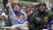 Ravens' road to the Super Bowl