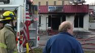 PHOTOS: Fire at Nail Time in Campbell County