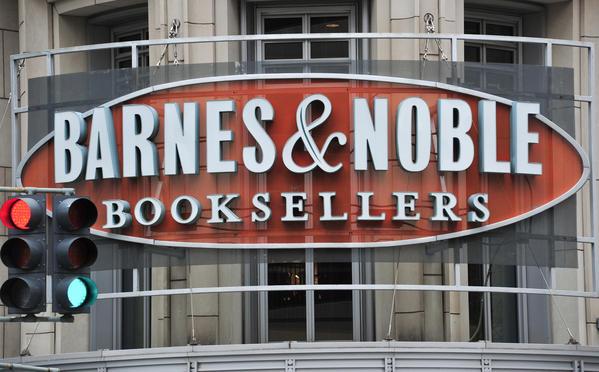 A Barnes & Noble bookstore in 2012.