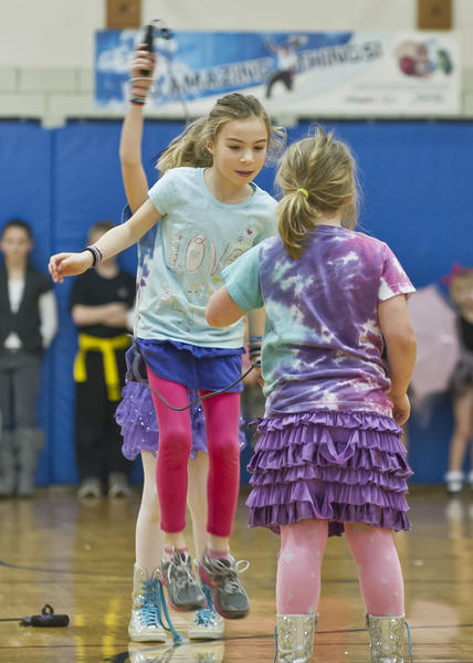 Photo Gallery: Talent Show at Jennie Rogers Elementary School 012813 visit to purchase photos from this event visit http://amnews.mycapture.com