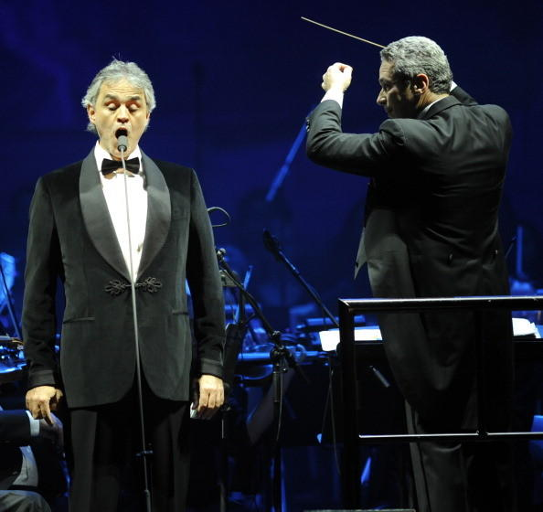 "The blind Bocelli has seen tremendous success with his repertoire of airy arias. The soulful singer who brought classical music to the masses is a tender Italian tenor known for his love songs. <br><br> <b> BB&T Center</b><br> Fri., Feb. 8, 8 p.m., $91.50-$398.75 <br> <br ><a href=""http://tickets.sunsentinel.com/ResultsGeneral.aspx?stype=0&kwds=Andrea%20Bocelli""target=""_blank""> For tickets click here.</a>"