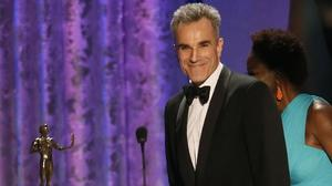 SAG Awards 2013: The big moments, from Fey quips to Lawrence rippage