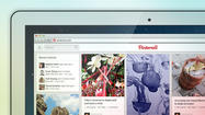 Pinterest testing new, faster design