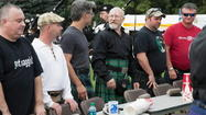 "The Travel Channel came to town last year to eat and make haggis and participate in Celtic Classic's Highland games, and you can see what happened at 9 Tuesday night on an episode of the new show ""Edge of America."""