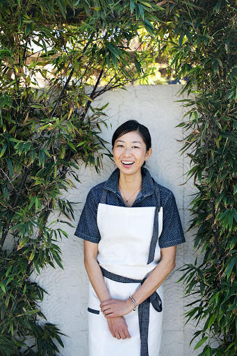 Kuniko Yagi is executive chef of the new Hinoki & the Bird.
