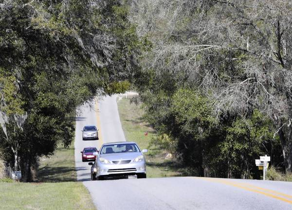 The Florida Department of Transportation (FDOT) will hold a public information meeting to gauge support for a proposed north-south corridor to offer commuters an alternative to U.S. 27/441 in western Lake County. Rolling Acres Road, pictured, is under evaluation for extension and improvement, from State Road 44 on the south to U.S. 27/441 on the north.