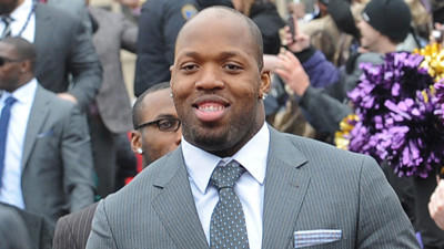 Ravens LB Terrell Suggs on New York Jets coach Rex Ryan's tatto…