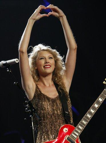 Country pop star Taylor Swift has had a bumpy love life. Here's a look at some of her celebrity boyfriends, a few of whom she may or may not have written breakup songs about ...