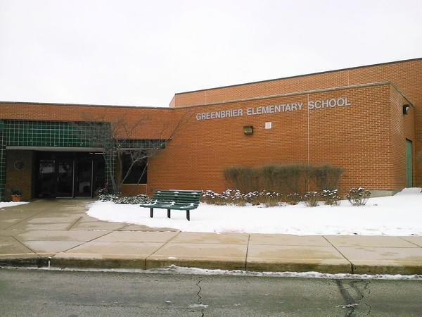 Greenbrier Elementary is adding classroom space for early childhood programs.