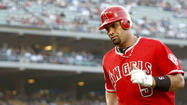 Angels first baseman Albert Pujols, who underwent minor surgery on his right knee after last season, will not play for the Dominican Republic in the World Baseball Classic, Angels General Manager Jerry Dipoto confirmed Monday.