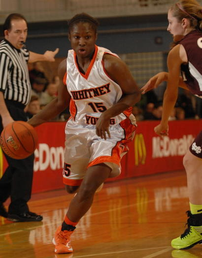 Kentucky recruit Linnae Harper and Young are eyeing another city title.