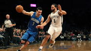 Orlando Magic lose again, falling to the Brooklyn Nets 97-77