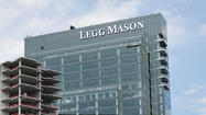 Legg Mason Inc. is looking to sublease 78,000 square feet on three floors at its headquarters in Harbor East.