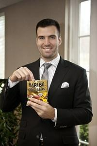 Flacco loves Haribo Gold Bears