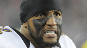 About 20 percent of Ray Lewis social media comments are negative