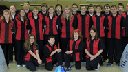 The George Rogers Clark High School boys and girls bowling teams ended their season in the regional tournament last weekend in Corbin. The girls team, a No. 10 seed, beat Corbin in the first round, but lost to West Jessamine in the baker round. The boys team, seeded 11th, lost to Madison Central in their opener. Clark's region consisted of 14 teams — Clark, Corbin, East Jessamine, West Jessamine, Fleming County, Lee County, Madison Central, Madison Southern, Montgomery County, Rowan County, Wayne County, Lynn Camp, Harlan County and Fairview. Members of the George Rogers Clark High¿School bowling teams are: Front row from left: Adrianne Neal, Matthew Dreusicke, Emily Oliver and Madison Witt. Second row:¿Haley Pinson, Shelby Watkins, Cheyenne Rison, Isabells Jones, Luccia Aversano, Skyler Berry, Alex Gosnell and Orin Fellows. Back row, coach Marnie Berryman, Chris Reed, Zach Endicott, Clayton Riemenschneider, James Ward, Nick Oliver, James Pasley, Elisha Witt, Mason Hatton and assistant coach Delbert Strohacker. Not pictured are team members Dustin Berry and Baesha Young.