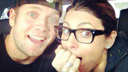 Cutter Dykstra, the son of former major leaguer Lenny Dykstra, is engaged to actress Jamie-Lynn Sigler. Dykstra is a second baseman in the Washington Nationals organization.
