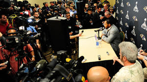 What they're saying about the Ravens, the 49ers and the Super Bowl (1/29)