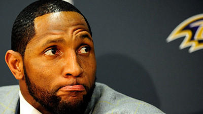Ray Lewis' rehab included deer antler spray, hologram stickers