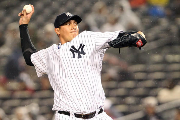The former Yankees right-hander has agreed to a minor league deal with the San Diego Padres.