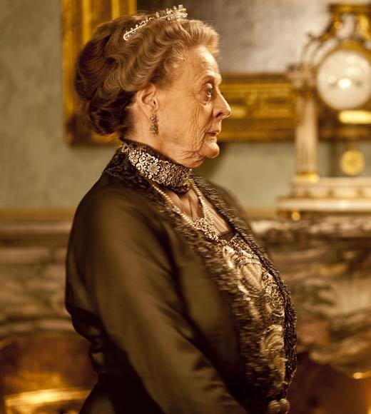 'Downton Abbey': Lady Violet, the Dowager Countess' notable quotables: Matthew: Edith has had an opportunity to write a newspaper column. Lady Violet: When may she expect an offer to appear on the London stage?