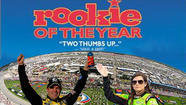 When was the last time winning the Rookie of the year in NASCAR's Sprint Cup Series actually meant something? Think about it...Stephen Leicht, Andy Lally, Kevin Conway?