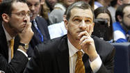 I've always described Maryland basketball coach Mark Turgeon as a glass half-empty kind of guy, but he seems to be changing his message to the media and his approach with his team during his second season in College Park.