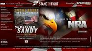 Looking for Organizing for Action website? You've reached the NRA