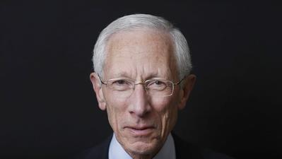 Bank of Israel chief Stanley Fischer to step down in June