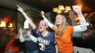Are Super Bowl parties better at home or at a bar?