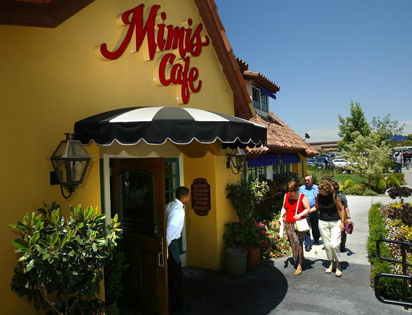 Mimi's was sold by owner Bob Evans Farms for $50 million.