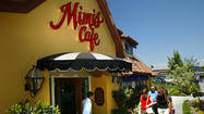 Mimi's Cafe, a chain of French-inspired casual dining restaurants based in Irvine, may get a new expansion boost after being sold for $50 million.